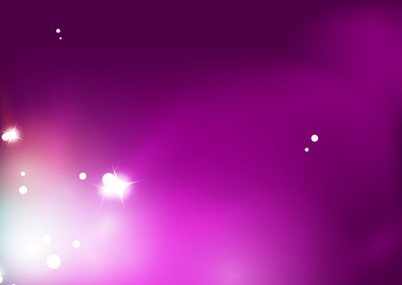 voilet: Purple shiny abstract background. Blurred light vector template. Magic layout