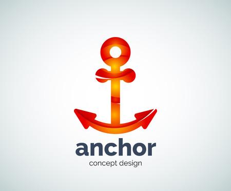 ship anchor: Vector ship anchor Illustration