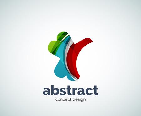 abstruse: Vector abstruse shape