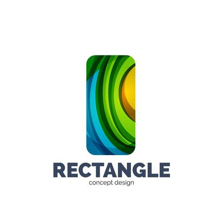 rectangle: Vector rectangle Illustration