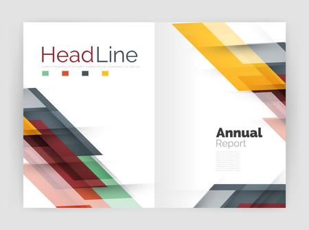straight lines: Set of business straight lines abstract backgrounds. Vector illustration