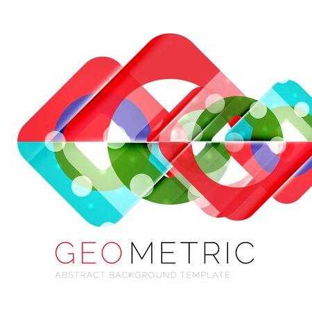 Vector abstrakten Hintergrund moderne template