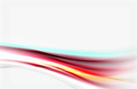 shiny: shiny blurred line waves