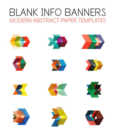 contextual: Business infographics templates. For banners, business backgrounds and presentations