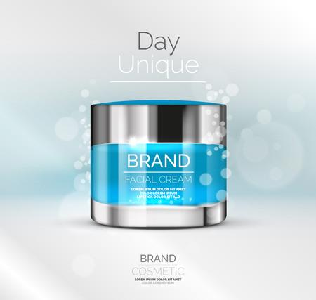 Vector premium cream ads 向量圖像