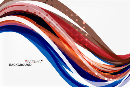 sheen: Flowing abstract background