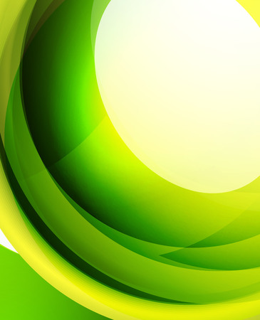 wave hello: Shiny wave, glass futuristic hi-tech design. Vector abstract background Illustration