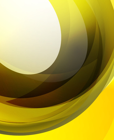 Shiny wave, glass futuristic hi-tech design. Vector abstract background Illustration