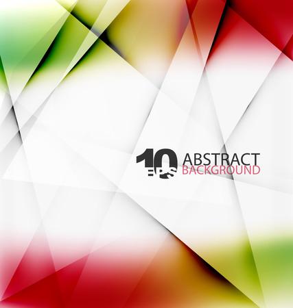 distortion: Hi-tech or business futuristic blurred template