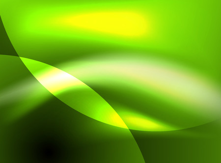 Shiny vector silk wave abstract background, wallpaper with wave shape and light effects, smooth style Illustration