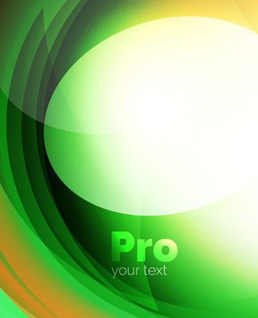 shiny background: Shiny wave, glass futuristic hi-tech design. Vector abstract background for your text message, photo inside or presentation wallpaper
