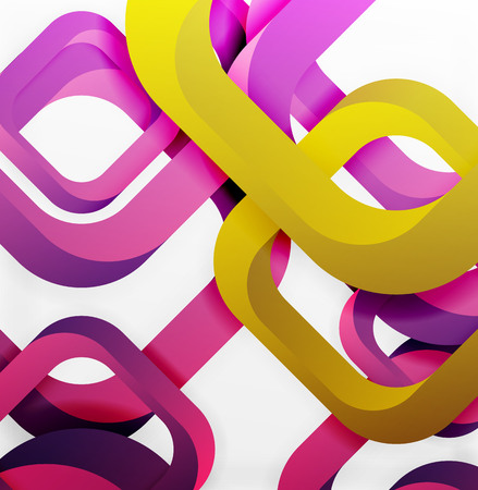 glossiness: Square vector background