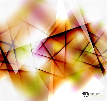 modern business: Hi-tech or business futuristic blurred template