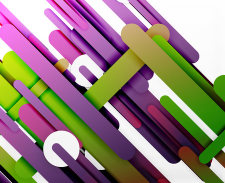 cut paper: Cut 3d paper color straight lines abstract background