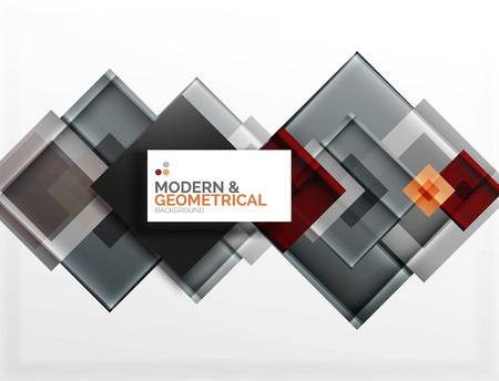 cut paper: Corporate business abstract background template