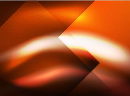 Shiny vector silk wave abstract background