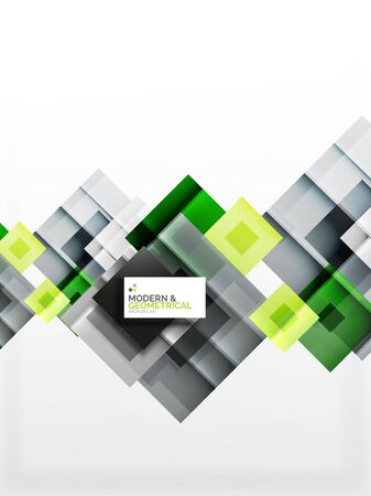 cut paper: Corporate vector business abstract background template