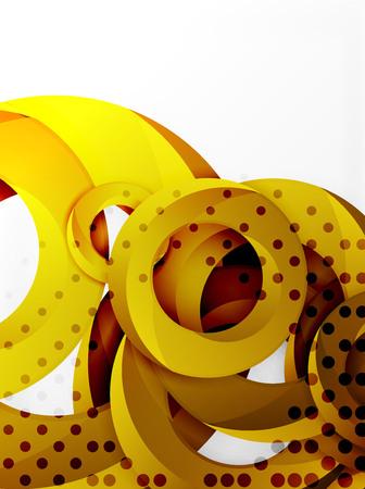ellipse: Círculo, vector, fondo, diseño, resumen, remolinos