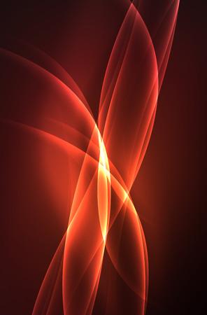 ripple effect: Vector glowing wave, smoke design wavy lines