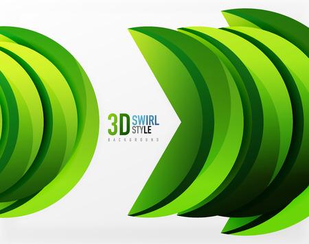 ripple effect: 3D wave design