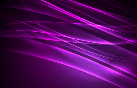northern light: Vector polar lights concept background Illustration