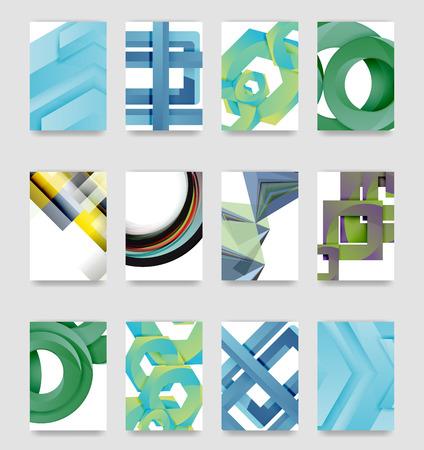 patent: Minimal vector covers background set, geometric futurisrtic style