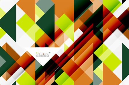 Triangle pattern design background for business or technology presentation template, brochure or flyer pattern, or geometric web banner.