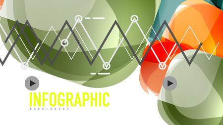 Modern geometric presentation.