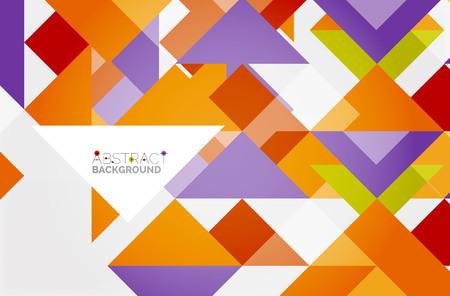 notebook: Triangle pattern design background Illustration