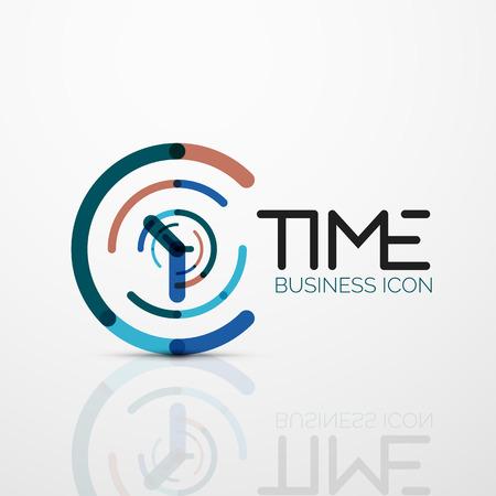 Time concept icon