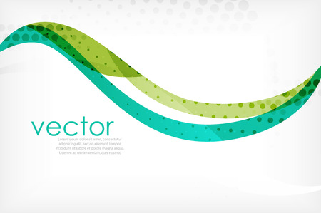 Business corporate abstract backgrounds, wave brochure design templates