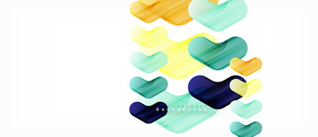 Shiny glossy arrows background, clean modern geometric design, futuristic composition