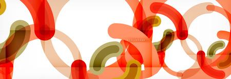 Circular lines design background, vector circle Vektoros illusztráció
