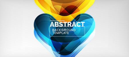 Arrow background, modern style geometry design element. Vector illustration for wallpaper, presentation, header, card, poster, invitation Standard-Bild - 118649449
