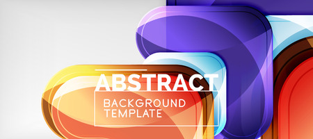 Arrow background, modern style geometry design element. Vector illustration for wallpaper, presentation, header, card, poster, invitation Standard-Bild - 118644786