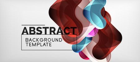 Arrow background, modern style geometry design element. Vector illustration for wallpaper, presentation, header, card, poster, invitation Standard-Bild - 118793909