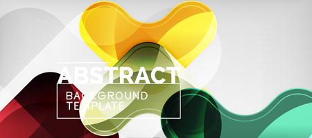 Arrow background, modern style geometry design element. Vector illustration for wallpaper, presentation, header, card, poster, invitation Standard-Bild - 119025140