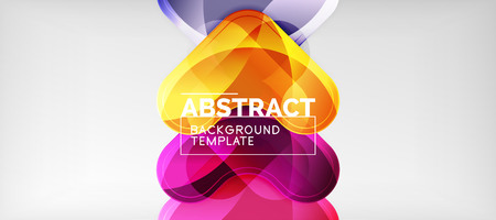 Techno lines, hi-tech futuristic abstract background template with arrow shapes. Vector design