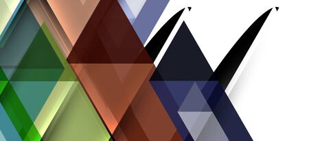 Modern mosaic triangle template background, great design for any purposes. Abstract geometric graphic design triangle pattern. Geometric line pattern. Abstract texture.
