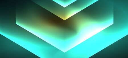 Vintage holographic shiny neon color light, great design for any purposes. Abstract magic motion background. Vintage cinema concept. Technology background. 일러스트
