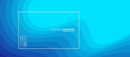 Dynamic fluid neon color wave geometric abstract background. Trendy poster colorful gradients and fluid shapes. For banner, invitation, card, web, ad and promotion. Archivio Fotografico - 133489106