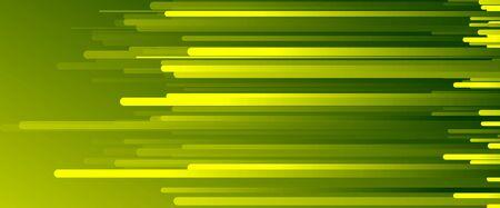 Lignes de dégradé fluides, concept de conception de pluie, lignes fines, modèle dynamique. Illustration vectorielle pour papier peint, bannière, fond, carte, illustration de livre, page de destination