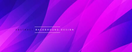 Dynamic trendy simple fluid color gradient abstract background with line effects. Vector Illustration For Wallpaper, Banner, Background, Card, Book Illustration, landing page