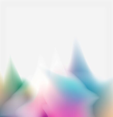 Liquid fluid color splashes abstract background, bright colorful shapes. Techno futuristic vector abstract background For Wallpaper, Banner, Background, Card, Book Illustration, landing page
