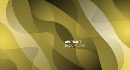 Wave pattern fluid gradients, abstract lines for Wallpaper, Banner, Background, Card, Book Illustration, landing page Banque d'images - 146804911