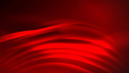 Fluid wave lines background. Trendy abstract layout template for business or technology presentation, internet poster or web brochure cover, wallpaper Çizim
