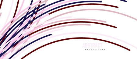 ?bstract moving colorful lines vector backgrounds for cover, placard, poster, banner or flyer
