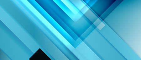 Dynamic lines on fluid color gradient. Trendy geometric abstract background for your text graphics
