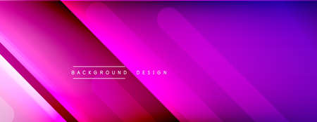 Dynamic lines abstract background. 3D shadow effects and fluid gradients. Modern overlapping forms Stockfoto - 168120519