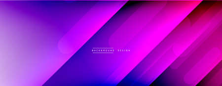 Dynamic lines abstract background. 3D shadow effects and fluid gradients. Modern overlapping forms Stockfoto - 168120524